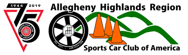 Allegheny Highlands Region Sports Car Club of America